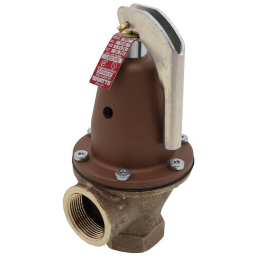 """1-1/4"""" 174A Relief Valve (30lb) Product Image"""