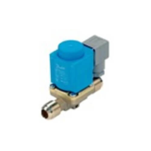 "7/8"" ODF EVR20 Solenoid Valve with Manual Operation Product Image"