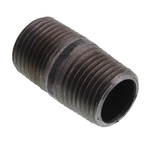 """1/2"""" x 1-1/2"""" Black Nipple Product Image"""