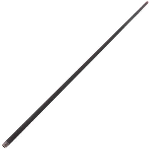 """1/8"""" x 30"""" Black Nipple Product Image"""