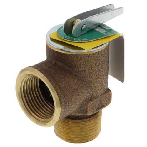 """315M2-015 3/4"""" Steam Safety Relief Valve (15 psi) Product Image"""