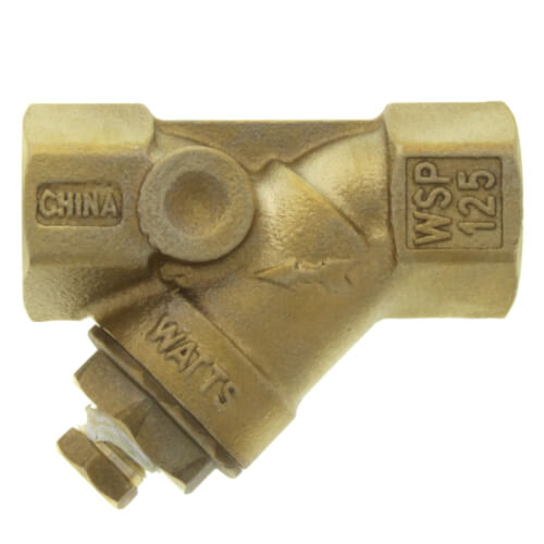 "3/4"" LF777SI Lead Free Brass Wye Strainer (Threaded) Product Image"