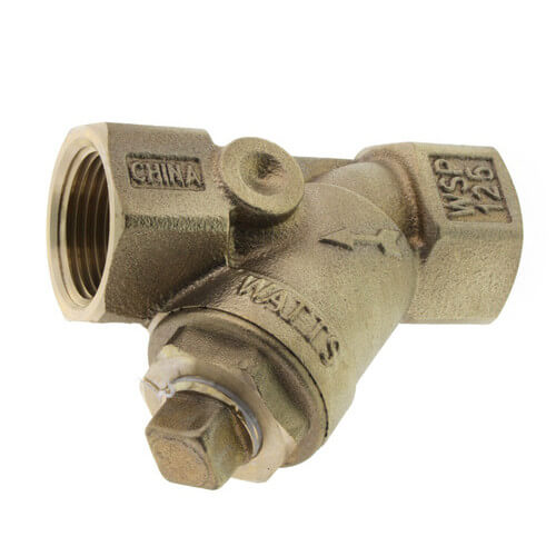 "1"" LF777SI Lead Free Brass Wye Strainer (Threaded) Product Image"