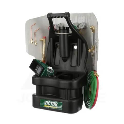0-W-J and 2-W-J Oxy-Acetylene Brazing Kit (G150-J-CP) Product Image