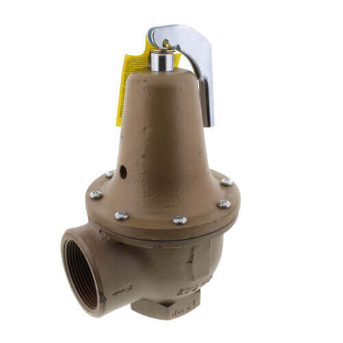 "2"" x 2-1/2"" Boiler Pressure Relief Valve (30 psi) Product Image"