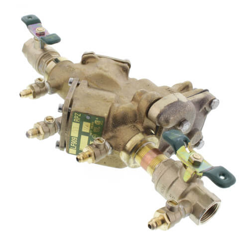 """3/4"""" LF909 Lead Free Bronze RPZ Assembly Product Image"""