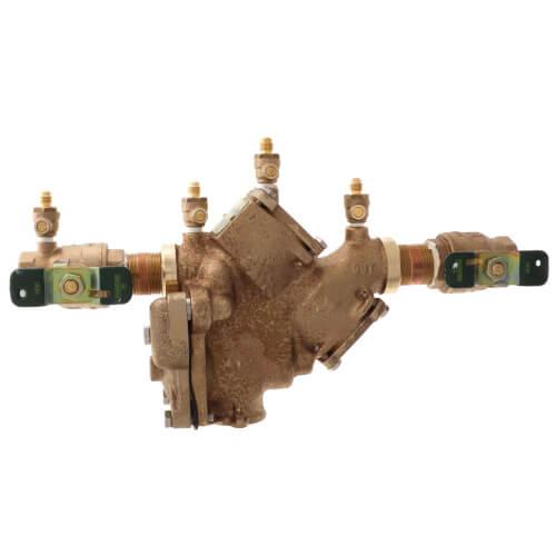 "1"" LF909QT Lead Free Bronze RPZ Assembly Product Image"