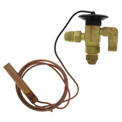 "3/8"" x 1/2"" SAE C-C-JW Thermal Expansion Valve (2 to 3 Tons) Product Image"