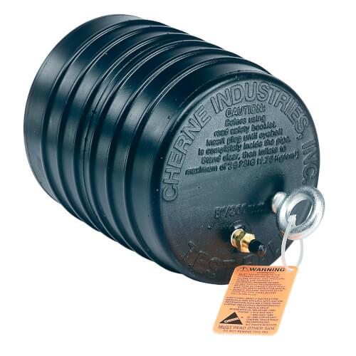 "8"" Cherne Single-Size Underground Test Ball Plug (17 psi) Product Image"