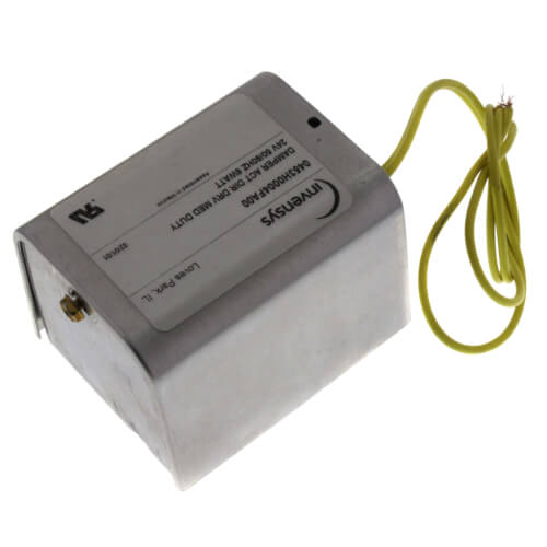 24V H-Series Medium Duty 2-Position Damper Actuator (Direct CCW) Product Image