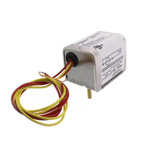 24V H-Series Medium Duty 2-Position Damper Actuator w/ End Switch (Direct CW) Product Image