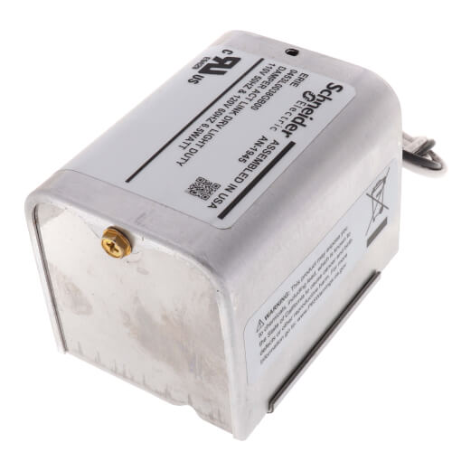 120V L-Series Light Duty 2-Position Damper Actuator (Linkage CW) Product Image