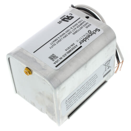 120V L-Series Light Duty 2-Position Damper Actuator (Direct CW) Product Image