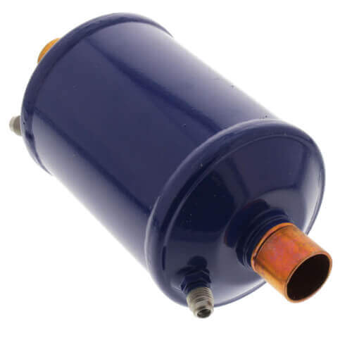 """3/4"""" ODF ASD-Series Premium Suction Line Filter Drier (45 Cubic Inches) Product Image"""