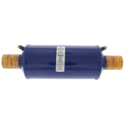 "1-3/8"" ODF ASD-Series Premium Suction Line Filter Drier (75 Cubic Inches) Product Image"