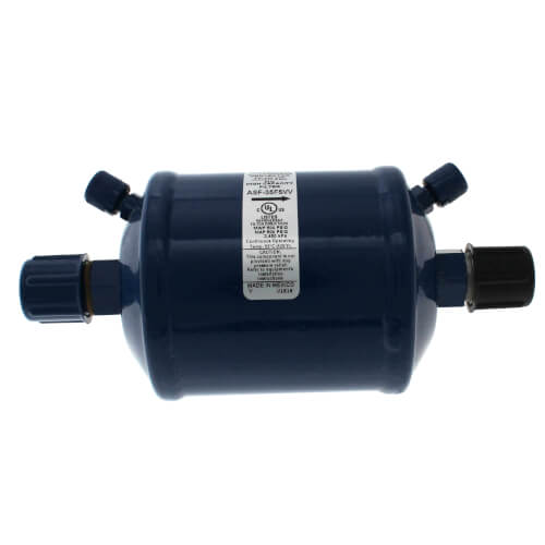 """5/8"""" SAE ASF-Series Premium Suction Line Filter Drier (35 Cubic Inches) Product Image"""