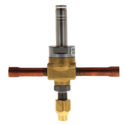 """3/8"""" ODF 200RB4T3 2-Way Pilot-Operated Manual Stem Valve Product Image"""