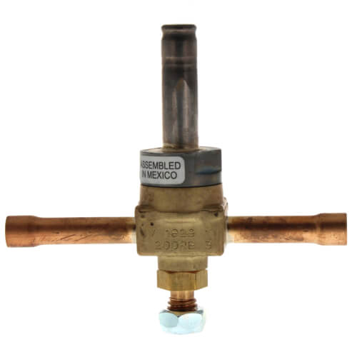 """3/8"""" ODF 200RB-3T3 2-Way Pilot-Operated Mounting Stud Valve Product Image"""