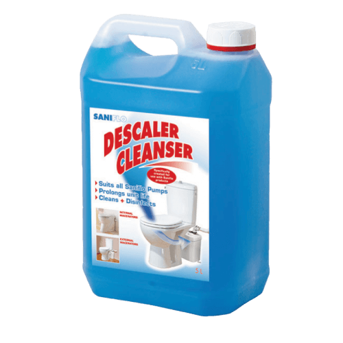Descaler Cleaning Liquid for Pumps Product Image