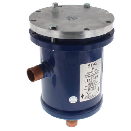 "7/8"" ODF STAS-487T Replaceable Core Filter Drier (48 Cubic Inches) Product Image"