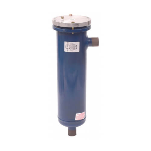 "1-1/8"" ODF STAS489T-Series Steel Liquid and Suction Line Filter Drier (48 Cubic Inches) Product Image"