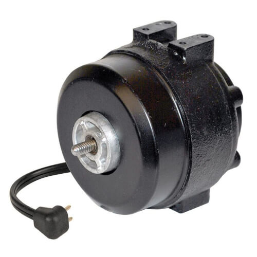 9 Watt Unit Bearing Cast Iron Motor, CCW, 50/60Hz (115V) Product Image