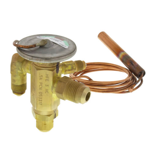 "3/8"" x 1/2"" SAE HFE/HFES-Series Externally Equalized Valve (5 Ft. CAP) Product Image"