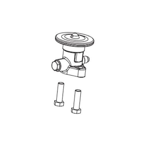 TCLE 7-1/2 HW100 Valve less Flange SAE External 5 Ft. Cap Product Image