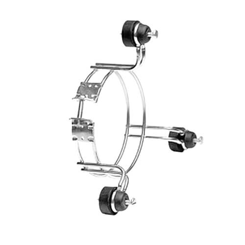"Universal Motor Mounting Bracket for 48 Frame Motors & 12"" Blowers Product Image"