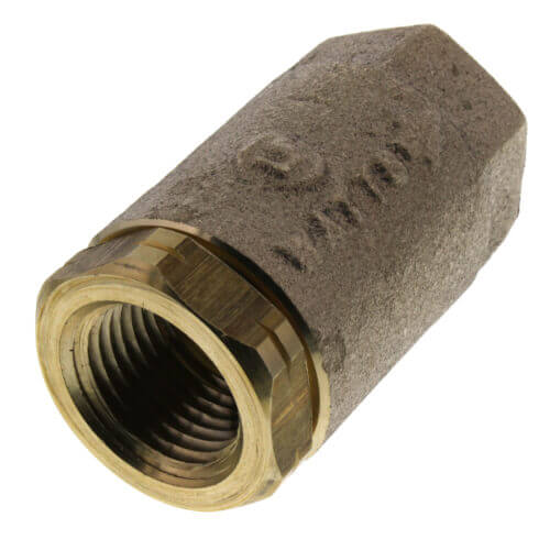 "1/2"" Threaded LF600 Check Valve Product Image"