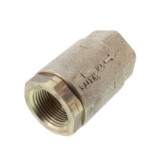 """1"""" Threaded LF600 Check Valve Product Image"""