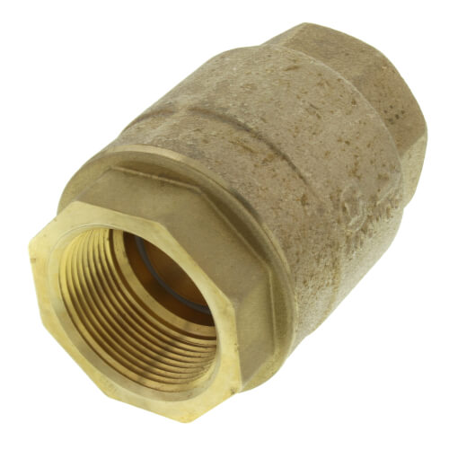 """1-1/2"""" Threaded LF600 Check Valve Product Image"""