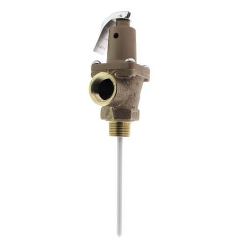 """3/4"""" 40XL-5 Lead Free T&P Relief Valve (150 psi) Product Image"""