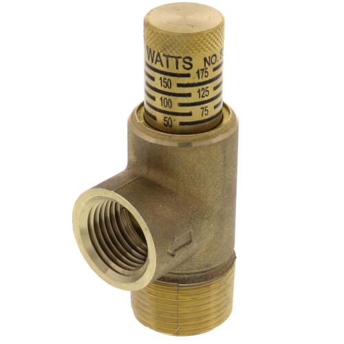 "3/4"" Lead Free 530C Poppet Style Relief Valve Product Image"