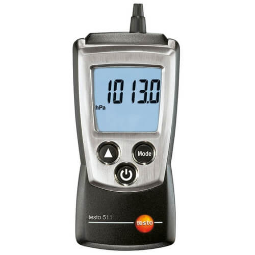 511, Pocket-Sized Absolute Pressure Meter (300 to 1200 hPa) Product Image