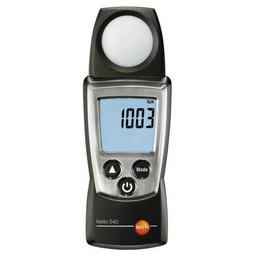 540, Pocket-Sized Light Intensity Meter (0 to 99,999 Lux) Product Image
