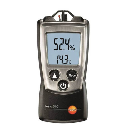 Pocket-Sized Air Humidity Measuring Instrument Product Image
