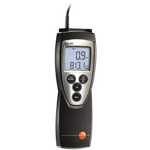 Hot Wire Anemometer Product Image