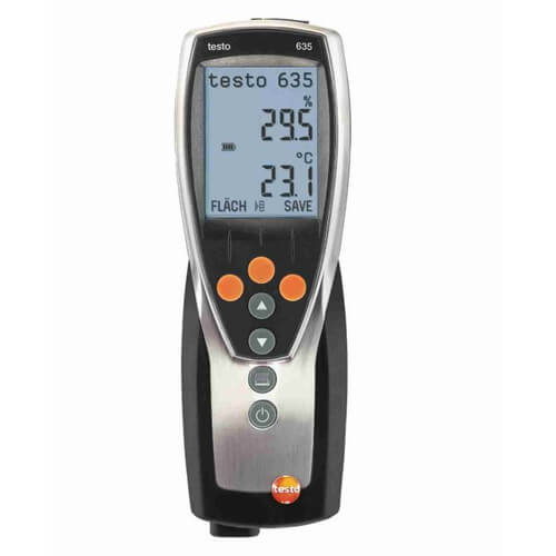 Thermohygrometer with Battery and Calibration Protocol Product Image