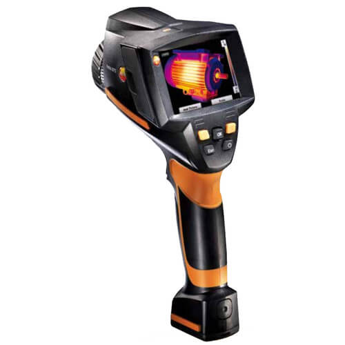 875i-1, Adjustable Lens Thermal Imager (0° to 662°F) Product Image