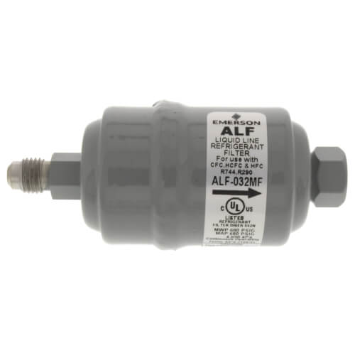 "1/4"" SAE ALF032MF-Series Liquid Filter (3 Cubic Inches) Product Image"