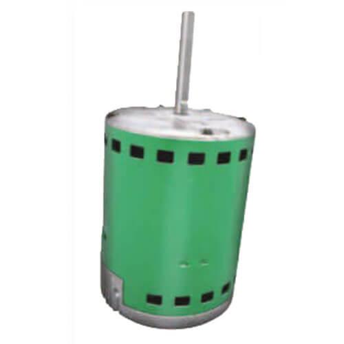 "5.5"" Evergreen Direct Drive ECM Motor (1/5 - 1/2 HP, 115/230V, 1075 RPM) Product Image"