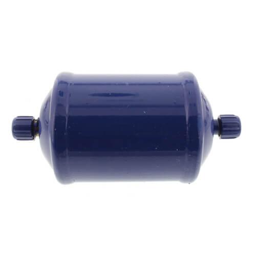"3/8"" SAE BOK-163-HH Liquid Line Burnout Filter Drier (16 Cubic Inches) Product Image"