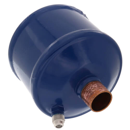 """7/8"""" ODF SFD27S7W-Series Suction Line Filter Drier (27 Cubic Inches) Product Image"""