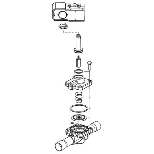 540RA12-Series Valve Kit Product Image