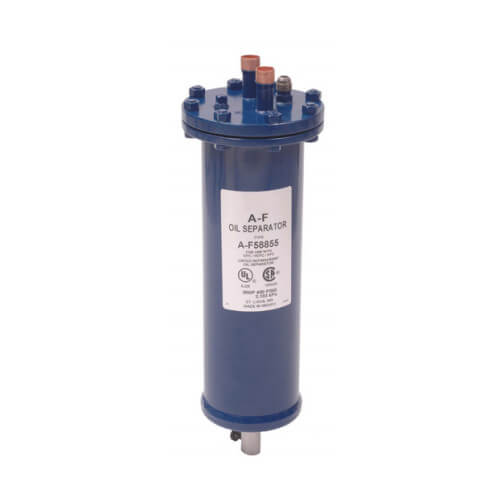 """1-5/8"""" ODF Series-A-F 579213 Flanged Oil Separator Product Image"""
