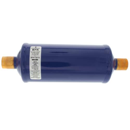 "7/8"" ODF BFK307S-Series Liquid Line Bi-Directional Filter Drier (30 Cubic Inches) Product Image"