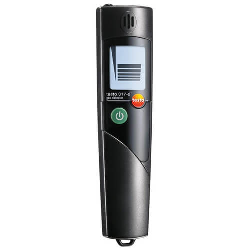 317-2, Gas Leak Detector with Optical Trend Display Product Image