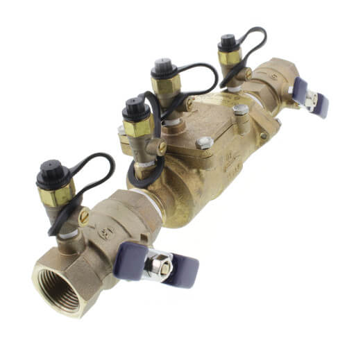"""1"""" 850 Double Check Valve Assembly (Lead Free) Product Image"""
