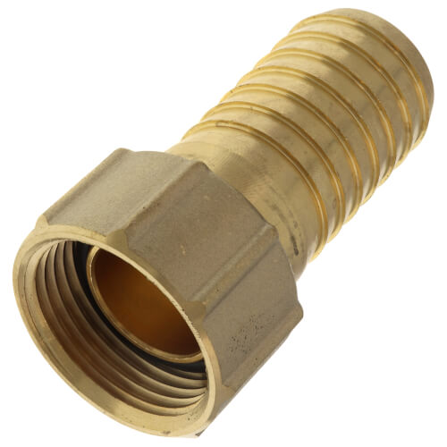 """1"""" FPT x Insert Union Adapter (Lead Free) Product Image"""